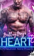 Ballsy Boys, Tome 3 : Heart