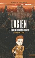 Lucien et les mystérieux phénomènes : L'Empreinte de H. Price