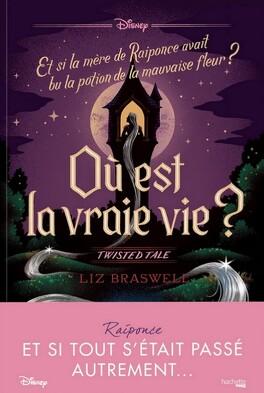 Couverture du livre : Twisted Tales, Tome 12 : Où est la vraie vie ?