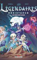Les Légendaires : Résistance, Tome 1 : Les Dieux sont amour