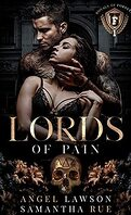 Royals of Forsyth University, Tome 1 : Lords of Pain