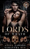 Royals of Forsyth University, Tome 2 : Lords of Wrath