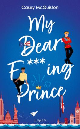 Couverture du livre : My dear f***ing prince