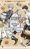 La Cuisine des sorciers, Tome 3
