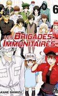 Les Brigades immunitaires, Tome 6