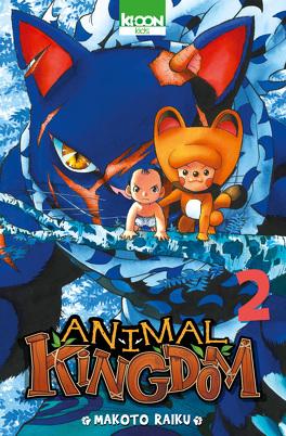 Couverture du livre : Animal Kingdom, Tome 2