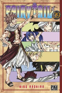 Fairy Tail Tome 39 Livre De Hiro Mashima
