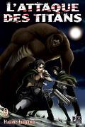 L'Attaque des Titans, Tome 9