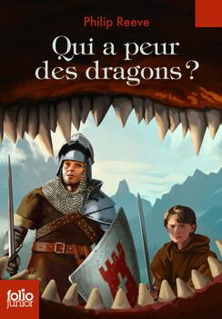 Couverture du livre : Qui a peur des dragons ?