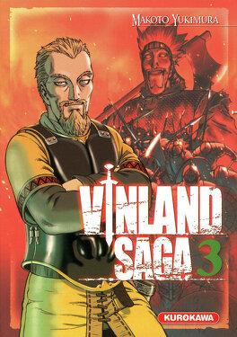 Couverture du livre : Vinland Saga, Tome 3
