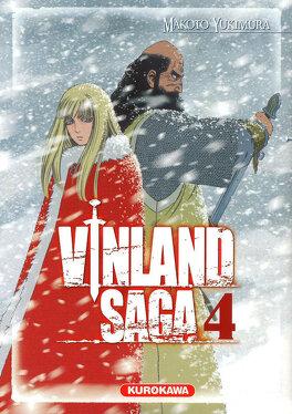 Couverture du livre : Vinland Saga, Tome 4