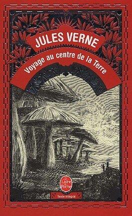 Couverture du livre : Voyage au centre de la Terre