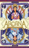 Arcana, Tome 1 : Le Coven du tarot