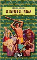 Tarzan, Tome 2 : Le Retour de Tarzan