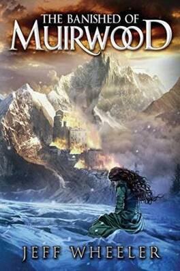 Couverture du livre : Covenant of Muirwood, Tome 1 : The Banished of Muirwood