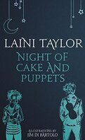 La Fille des Chimères, tome 2,5 : Night of Cake and Puppets