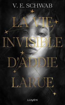 Couverture du livre : La Vie invisible d'Addie Larue
