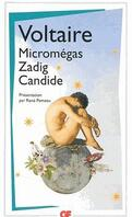 Candide ; Zadig ; Micromégas