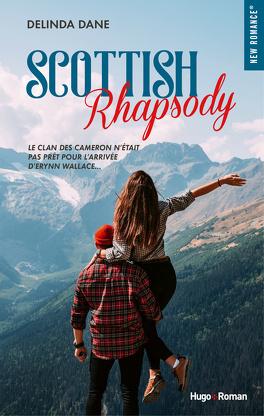 Couverture du livre : Scottish Rhapsody