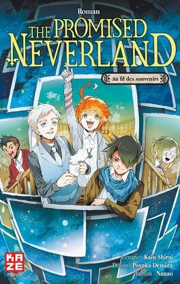 Couverture du livre : The Promised Neverland : Au fil des souvenirs