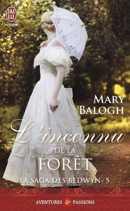 Couverture du livre : La saga des Bedwyn, Tome 5 : L'inconnu de la forêt