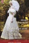 couverture La saga des Bedwyn, Tome 5 : L'inconnu de la forêt