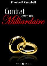 Couverture du livre : Contrat Avec un Milliardaire, Tome 12
