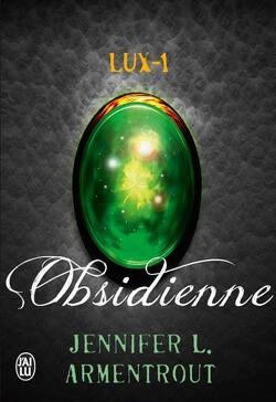 Couverture de Lux, Tome 1 : Obsidienne