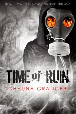 Couverture du livre : Time of Ruin