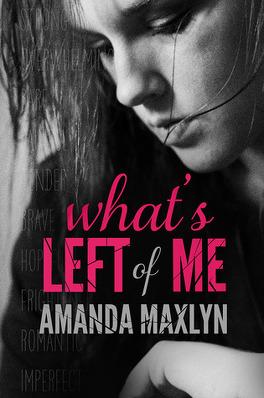 Couverture du livre : What's left of me
