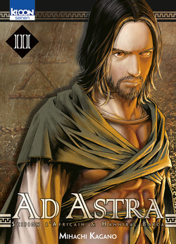 Couverture de Ad Astra : Scipion l'Africain & Hannibal Barca, Tome 3