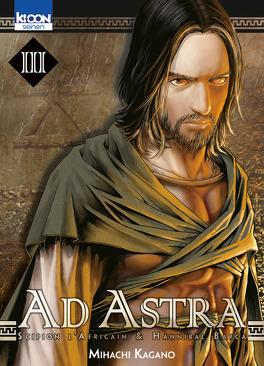 Couverture du livre : Ad Astra : Scipion l'Africain & Hannibal Barca, Tome 3