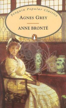 Couverture du livre : Agnes Grey