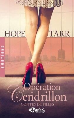 Couverture de Contes de filles, Tome 1 : Opération Cendrillon