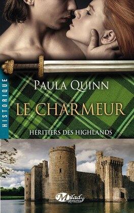 Couverture du livre : Héritiers des Highlands, Tome 2 : Le Charmeur