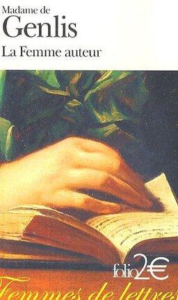 Couverture du livre : La femme auteur