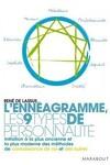 couverture L'ennéagramme, les 9 types de personnalité