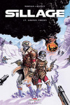 couverture Sillage, Tome 17 : Grands froids