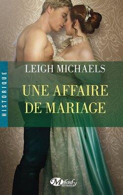 Couverture de Une affaire de mariage
