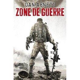 Couverture du livre : Zone de guerre