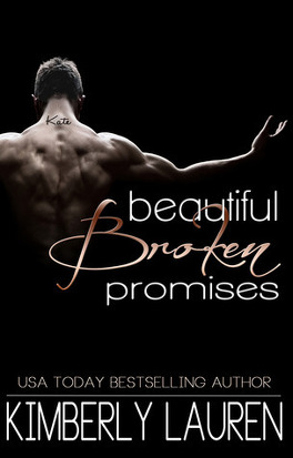 Couverture du livre : Broken, Tome 3 : Beautiful Broken Promises