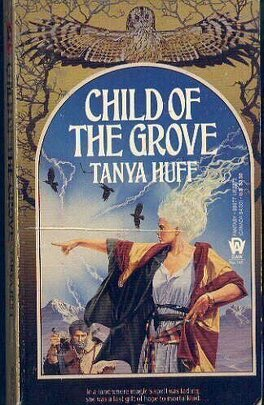 Couverture du livre : Wizard of the Grove, Tome 1 : Child of the Grove