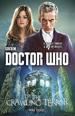 Couverture du livre : Doctor Who : The Crawling Terror