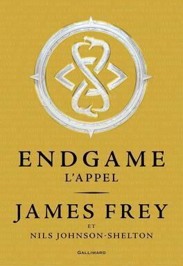 Couverture du livre : Endgame, Tome 1 : L'Appel