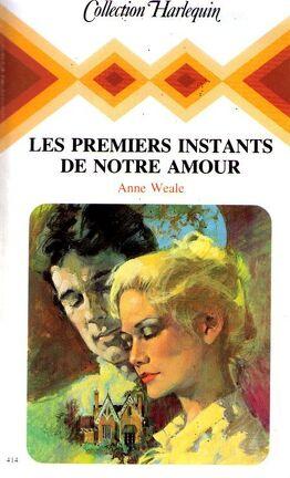 Couverture du livre : Les Premiers Instants de notre amour
