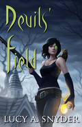 Jessie Shimmer, Tome 4 : Devil's Field