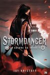 couverture La Guerre du Lotus, Tome 1 : Stormdancer