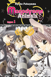 couverture Monochrome Animals, Tome 1