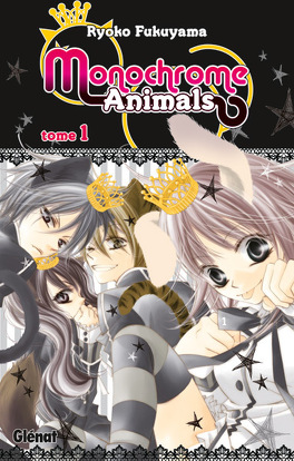 Couverture du livre : Monochrome Animals, Tome 1