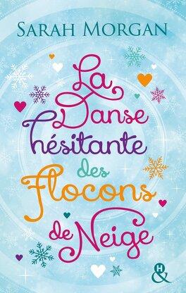 Couverture du livre : Snow Crystal, Tome 1 : La Danse hésitante des flocons de neige